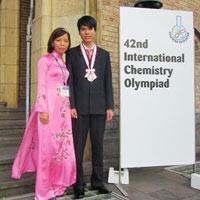Cô giáo 8X trẻ nhất Trường chuyên Lam Sơn