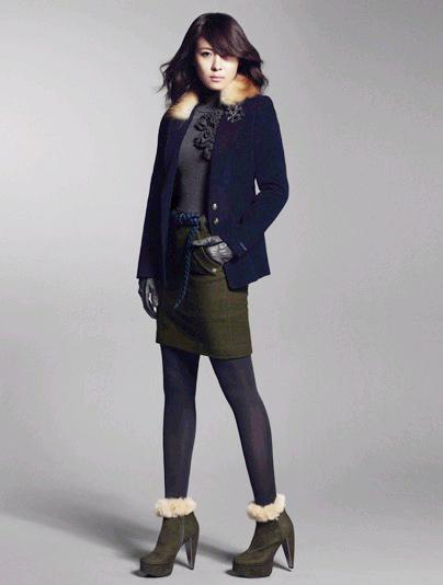 Chọn áo khoác hoàn hảo cho nữ công sở - 4