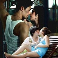 """Phim Việt và những nụ hôn """"ngọt như mía lùi"""""""