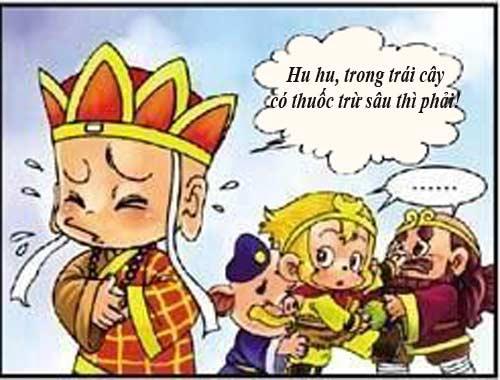 Tây Du Ký Hài (45): Sư phụ ngộ độc thức ăn - 6