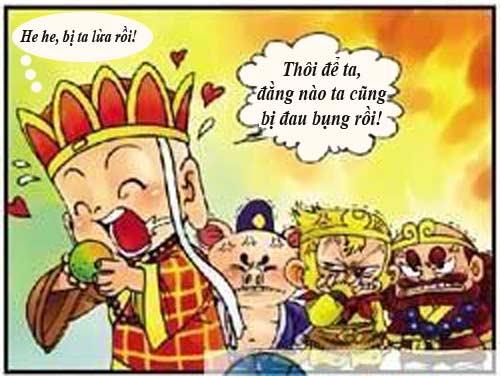 Tây Du Ký Hài (45): Sư phụ ngộ độc thức ăn - 8