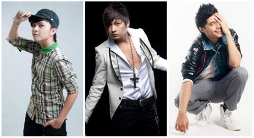 Làn Sóng Xanh 2010: Gay cấn nam ca sĩ trẻ triển vọng - 2