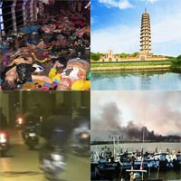 Toàn cảnh thảm họa ở Campuchia (Tổng hợp tin HOT 23/11)