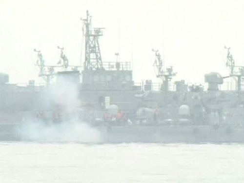 Bắc Triều Tiên nã pháo vào Hàn Quốc - 3