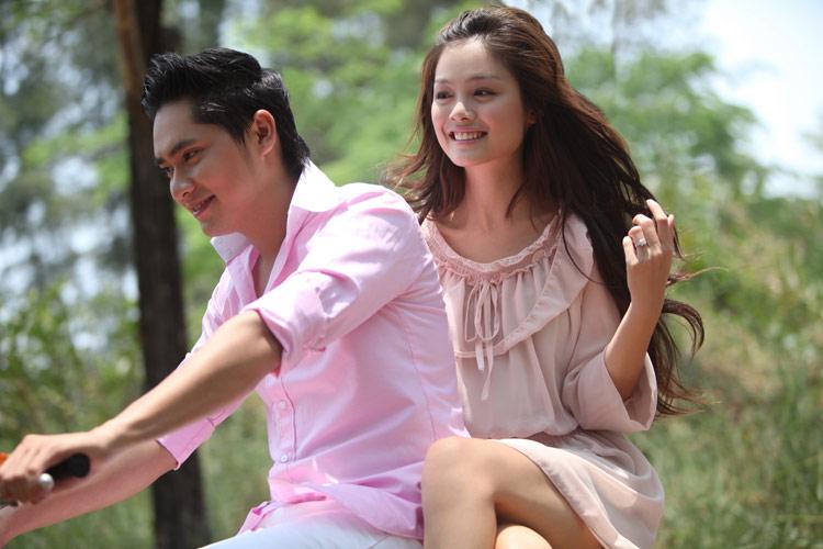 Tuyết Ngọc mặc gì khi hò hẹn với Minh Luân? - 2