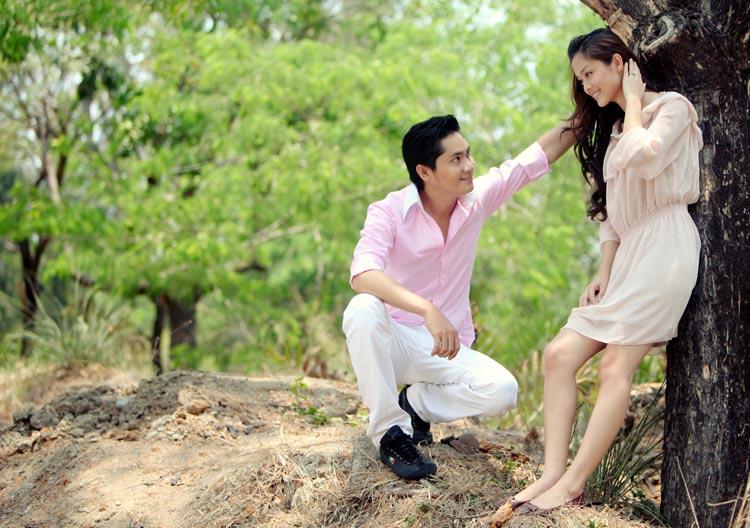 Tuyết Ngọc mặc gì khi hò hẹn với Minh Luân? - 6