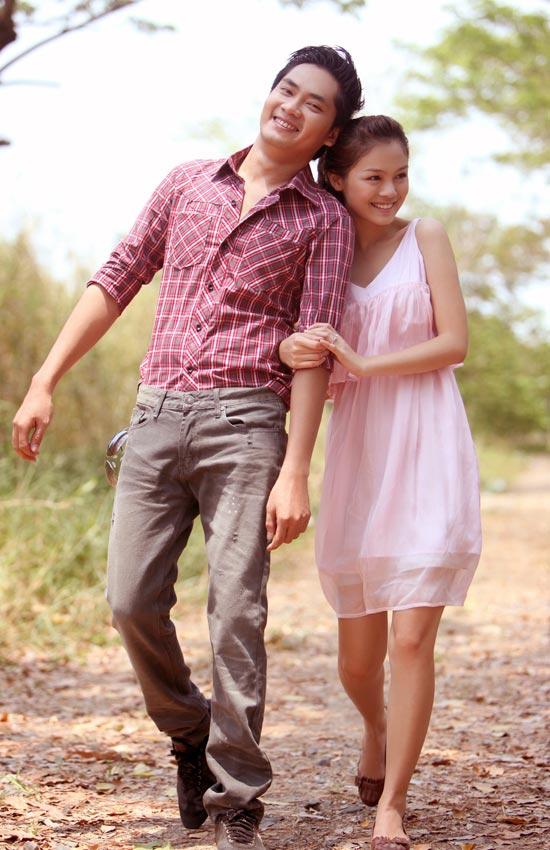 Tuyết Ngọc mặc gì khi hò hẹn với Minh Luân? - 1