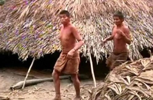 Phát tích bộ lạc người da đỏ mất tích trong rừng Amazon - 1