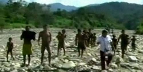 Phát tích bộ lạc người da đỏ mất tích trong rừng Amazon - 2