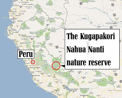 Phát tích bộ lạc người da đỏ mất tích trong rừng Amazon - 6