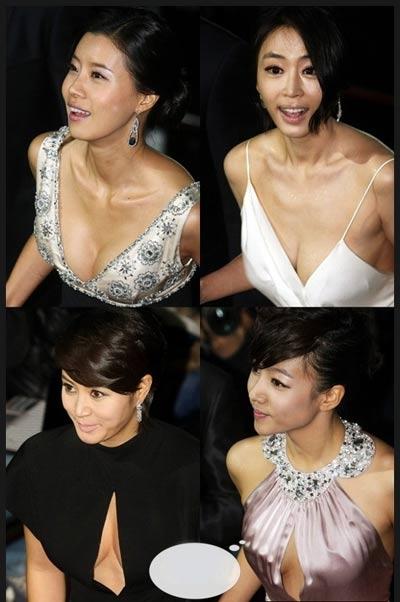 """Những kiều nữ sexy nhất của """"Oscar Hàn Quốc"""" - 1"""