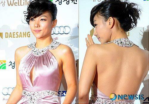 """Những kiều nữ sexy nhất của """"Oscar Hàn Quốc"""" - 2"""