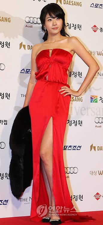 """Những kiều nữ sexy nhất của """"Oscar Hàn Quốc"""" - 3"""
