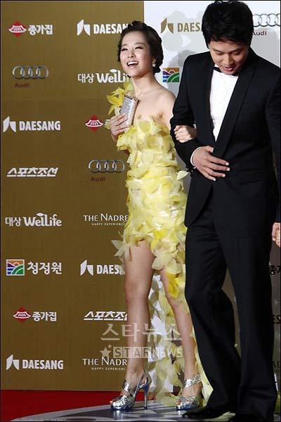 """Những kiều nữ sexy nhất của """"Oscar Hàn Quốc"""" - 4"""