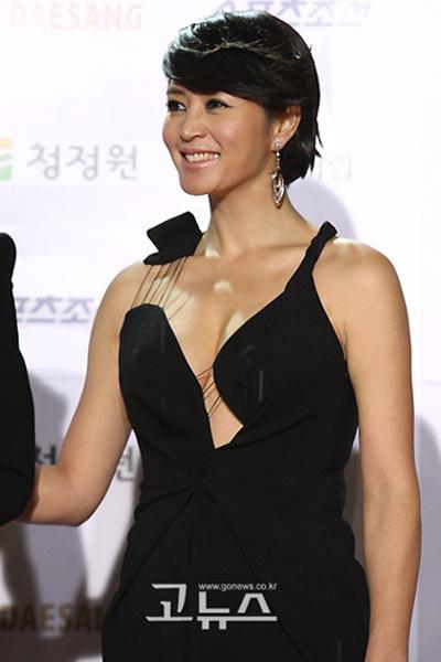 """Những kiều nữ sexy nhất của """"Oscar Hàn Quốc"""" - 6"""
