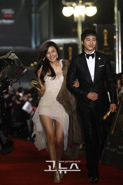 """Những kiều nữ sexy nhất của """"Oscar Hàn Quốc"""" - 7"""