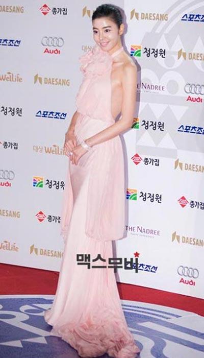 """Những kiều nữ sexy nhất của """"Oscar Hàn Quốc"""" - 8"""
