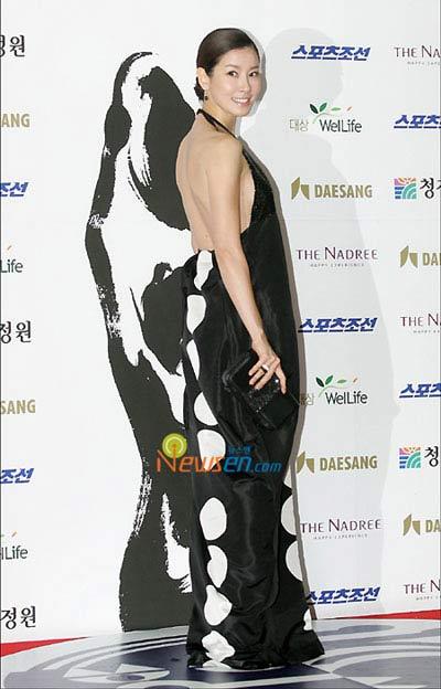 """Những kiều nữ sexy nhất của """"Oscar Hàn Quốc"""" - 12"""