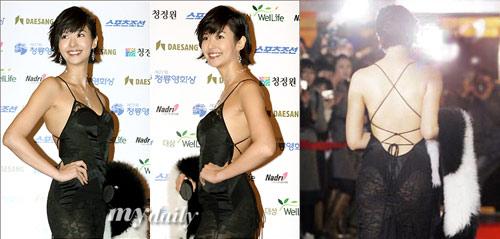"""Những kiều nữ sexy nhất của """"Oscar Hàn Quốc"""" - 18"""