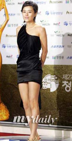 """Những kiều nữ sexy nhất của """"Oscar Hàn Quốc"""" - 16"""