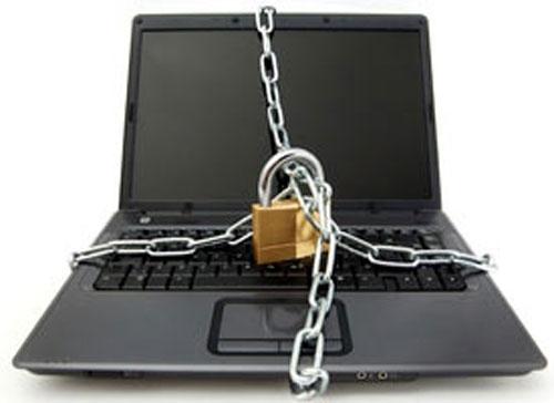 Giải pháp chống trộm cho laptop - 1