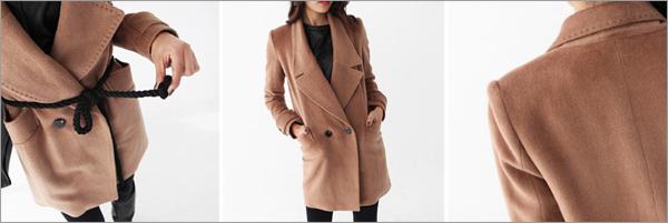 Tư vấn: Chọn áo khoác dạ cho người thấp - 3