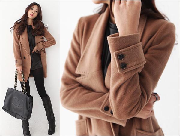 Tư vấn: Chọn áo khoác dạ cho người thấp - 4
