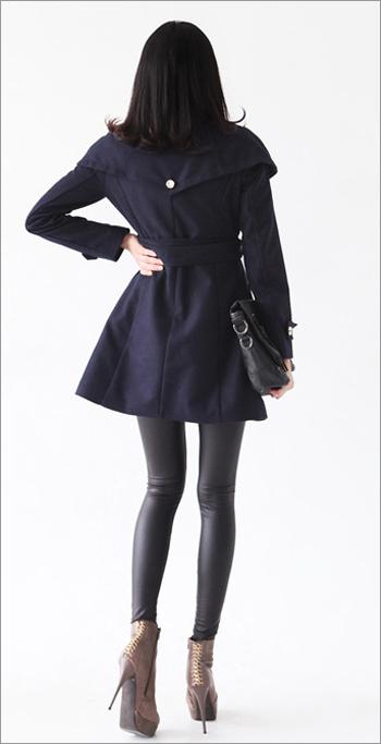 Tư vấn: Chọn áo khoác dạ cho người thấp - 8