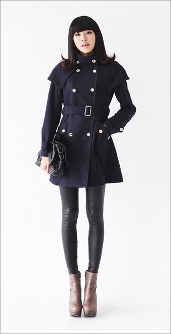 Tư vấn: Chọn áo khoác dạ cho người thấp - 7