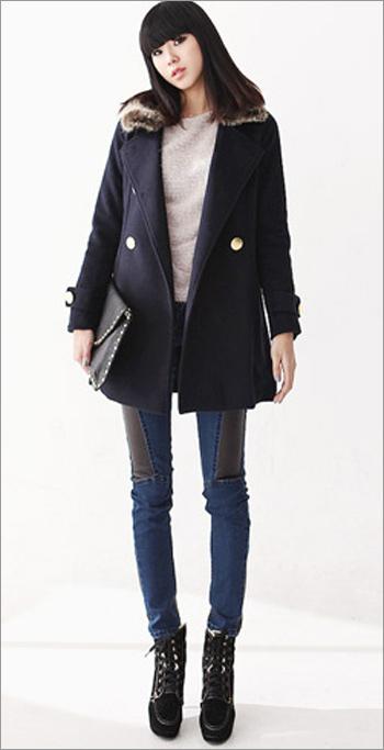 Tư vấn: Chọn áo khoác dạ cho người thấp - 9