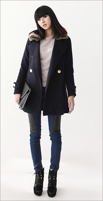 Tư vấn: Chọn áo khoác dạ cho người thấp - 16