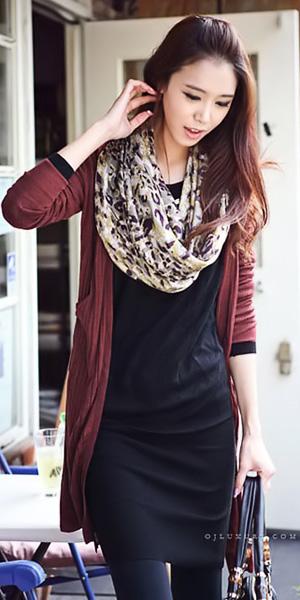 Những mẫu áo len siêu hot mùa đông năm nay - 2