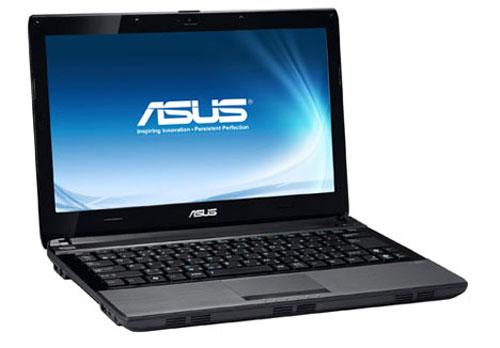 Laptop siêu mỏng Asus U31 - 1