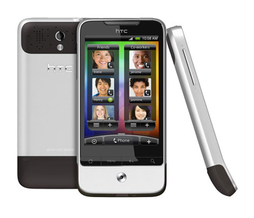 5 điện thoại tốt nhất của HTC - 5