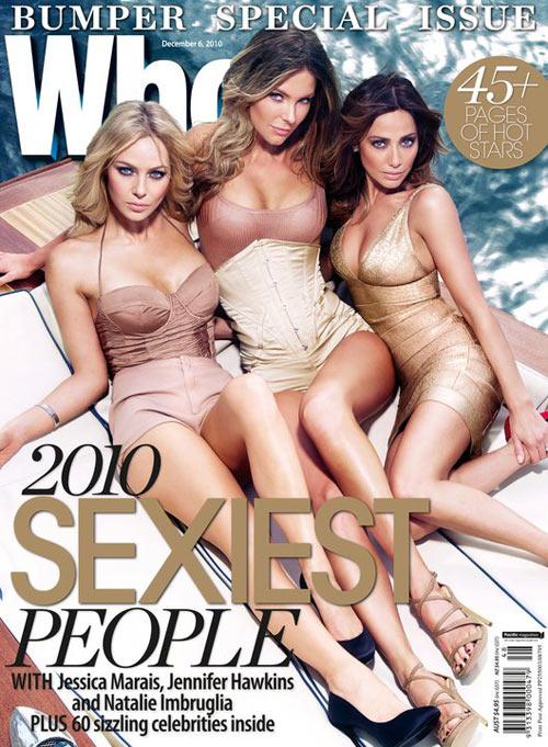 Hé lộ mỹ nhân sexy nhất thế giới 2010 - 1