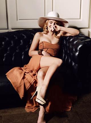 Hé lộ mỹ nhân sexy nhất thế giới 2010 - 13