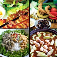 Món ăn ba miền: Phong phú ẩm thực Việt Nam