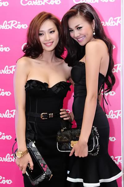 Sao Việt đẹp và chưa đẹp với váy quây ngực? - 3