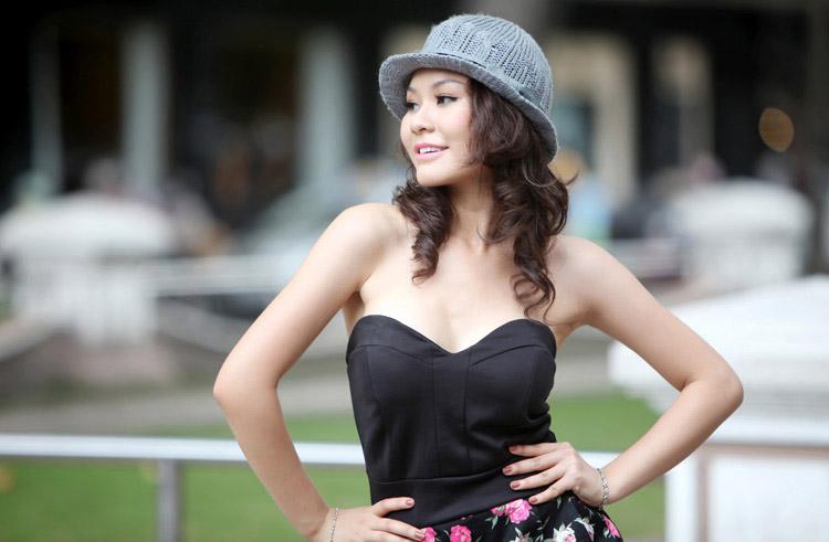 Sao Việt đẹp và chưa đẹp với váy quây ngực? - 8