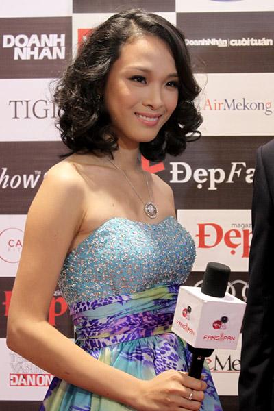 Sao Việt đẹp và chưa đẹp với váy quây ngực? - 12