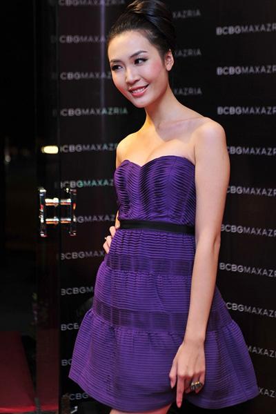 Sao Việt đẹp và chưa đẹp với váy quây ngực? - 16