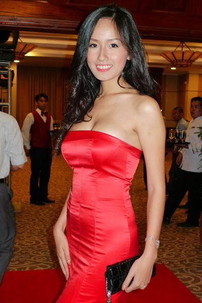 Sao Việt đẹp và chưa đẹp với váy quây ngực? - 23