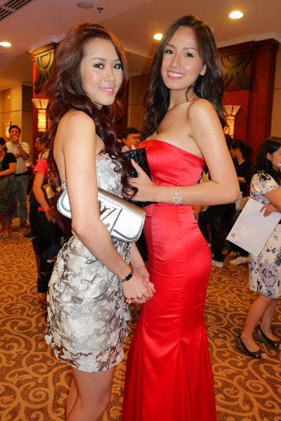 Sao Việt đẹp và chưa đẹp với váy quây ngực? - 24