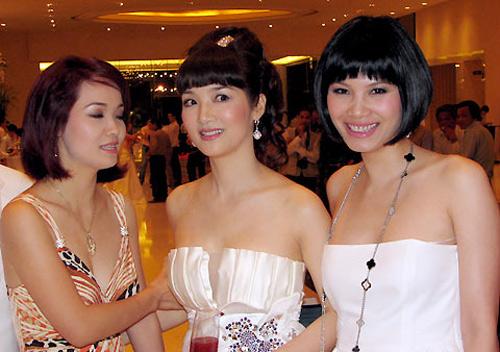 Sao Việt đẹp và chưa ��ẹp với váy quây ngực? - 33