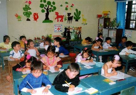 Hỗ trợ Bảo hiểm xã hội cho cô giáo mầm non - 1