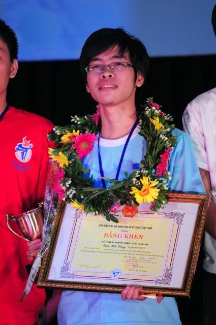 Đại học FPT soán ngôi vô địch Siêu Cúp Olympic Tin học SVVN 2010 - 2