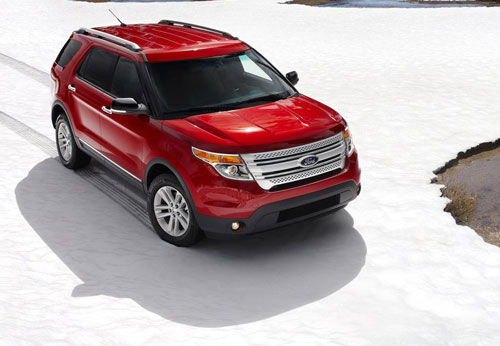 Ford Explorer 2011 t hng,  t - Xe my, Ford Explorer 2011 dat hang, ra mat Ford Explorer 2011, phien ban Ford Explorer 2011, gia Ford Explorer 2011, cong bo Ford Explorer 2011, Ford Explorer 2011, Explorer 2011, hang Ford