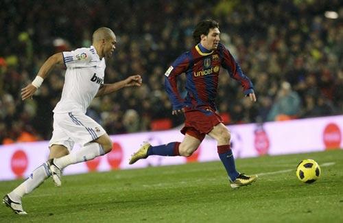 Video Barca - Real: Không tưởng - 2