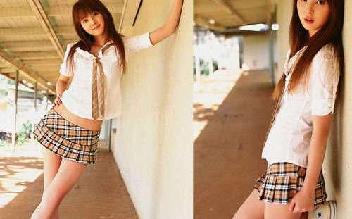 Có nên mặc váy ngắn đi làm, đi học? - 9