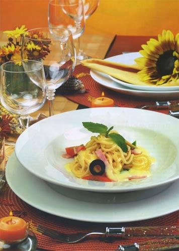 Ngon miệng với mỳ Ý (P.1) - 3